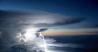 PHOTOS: Capturing storms from the best seat in the sky