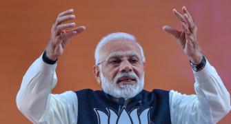State polls show 'Modi magic' works, but only for him