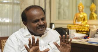 You don't have numbers: BJP demands HDK's resignation