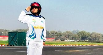 Meet the Daredevil biker on Republic Day
