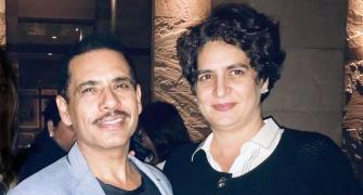 Will BJP target Robert Vadra to get at Priyanka?