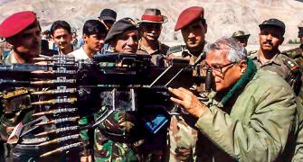 'We never had a Raksha Mantri as sharp as George Fernandes'