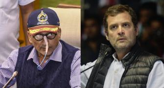 'Understand the immense pressure': Rahul writes back to Parrikar