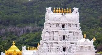 At Tirupati, deity's call stronger than covid-19 fears