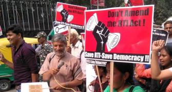 Why ex-CIC opposes RTI Act amendment