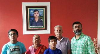 KARGIL: In their homes, martyrs never die
