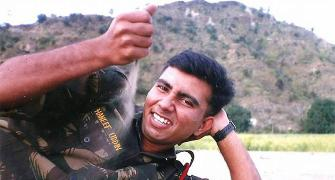 The courage of Capt Haneef, Vir Chakra, martyr at 25