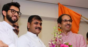 'Congress, NCP sailing in a sinking boat'