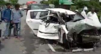 UP govt ready for CBI probe into Unnao accident: DGP