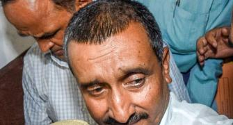 'Why is Sengar given protection of political power'