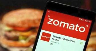 Action against Zomato customer who cancelled order