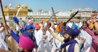 Pro-Khalistan slogans raised on Bluestar anniversary