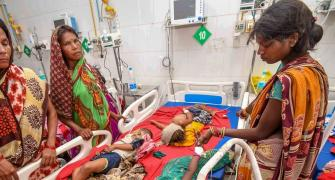 'Health is not a priority for the Indian State'