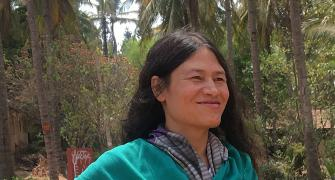 Irom Sharmila finds happiness at last