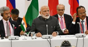 G20: PM's '5-I vision' to use tech for social benefit