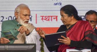 From Sitharaman the doer to reformer