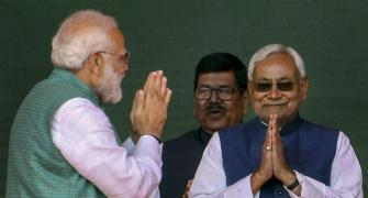 'This time, it is about making Modi win'