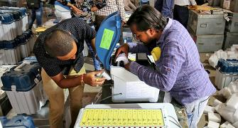 Delhi poll result may be delayed by 5-6 hrs: CEC
