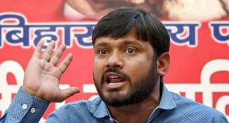 Kanhaiya collects Rs 4 mn in crowdfunding for poll