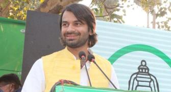 Trouble in family? Lalu's elder son quits party post