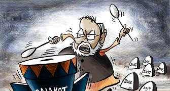 Will Modi's drum of war help BJP?