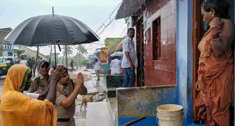 Fani to make morning landfall; 11 lakh evacuated