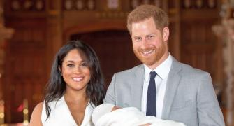 Prince Harry, Meghan name their newborn son Archie