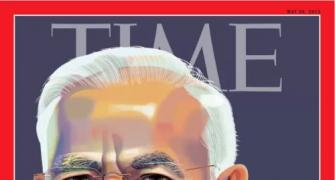 'India's divider in chief': PM on Time magazine cover