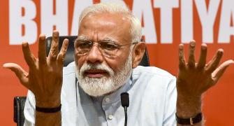 Modi starts pre-Budget meets to brainstorm on economy