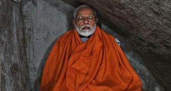 Modi, the mendicant-prince