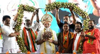 Did Modi misread south India?