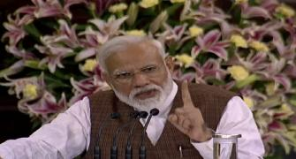 Modi's Parliament speech decoded