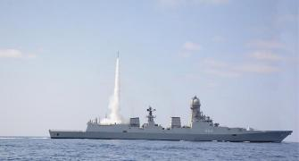 Navy is vital for India's future security