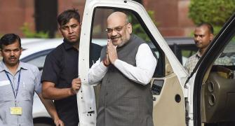Challenges that await Amit Shah in MHA