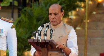 Modernisation of services Rajnath's biggest challenge