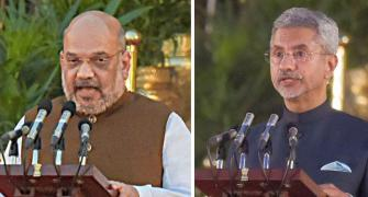 Powerful CCS sees 2 new members in Shah, Jaishankar