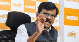 Arnab's arrest is not revenge politics: Shiv Sena