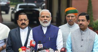 CAB in line with India's centuries-old ethos: Modi
