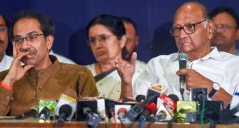 Maha allies slam Prez rule demand; BJP not in favour