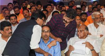 Pawar settles Chanakya question, it's not Modi-Shah
