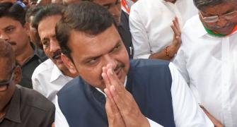 Fadnavis, Raut meet at hotel; not political, says BJP