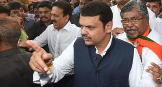 BJP suffers big bolt in Maharashtra MLC elections