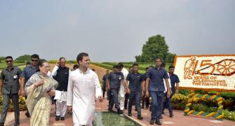 Probe into trusts: Does Modi plan to arrest Rahul?