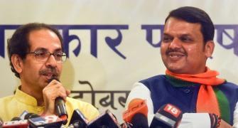 BJP taking sadistic pleasure out of Maha logjam: Sena