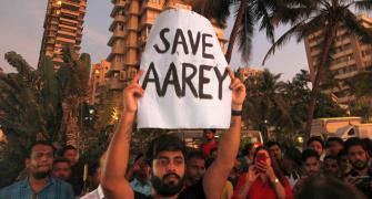 Meet the law student who moved SC on Aarey