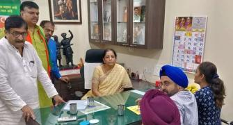 Sitharaman assures PMC depositors of changes in law