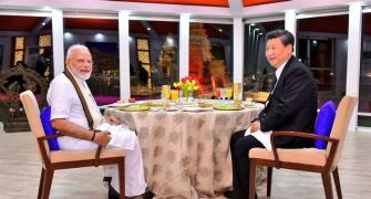 Why Xi did not raise Kashmir with Modi