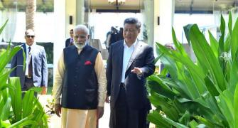 Kashmir not raised or discussed at Modi-Xi summit: FS