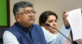 Products from China to undergo security audit: Prasad