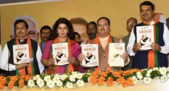 Maha poll: BJP proposes Bharat Ratna for Savarkar